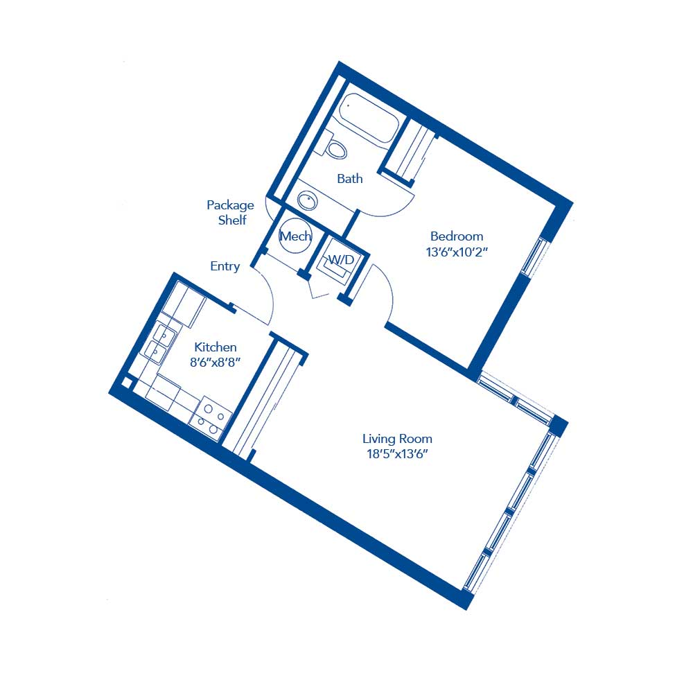 the cumberland floor plan
