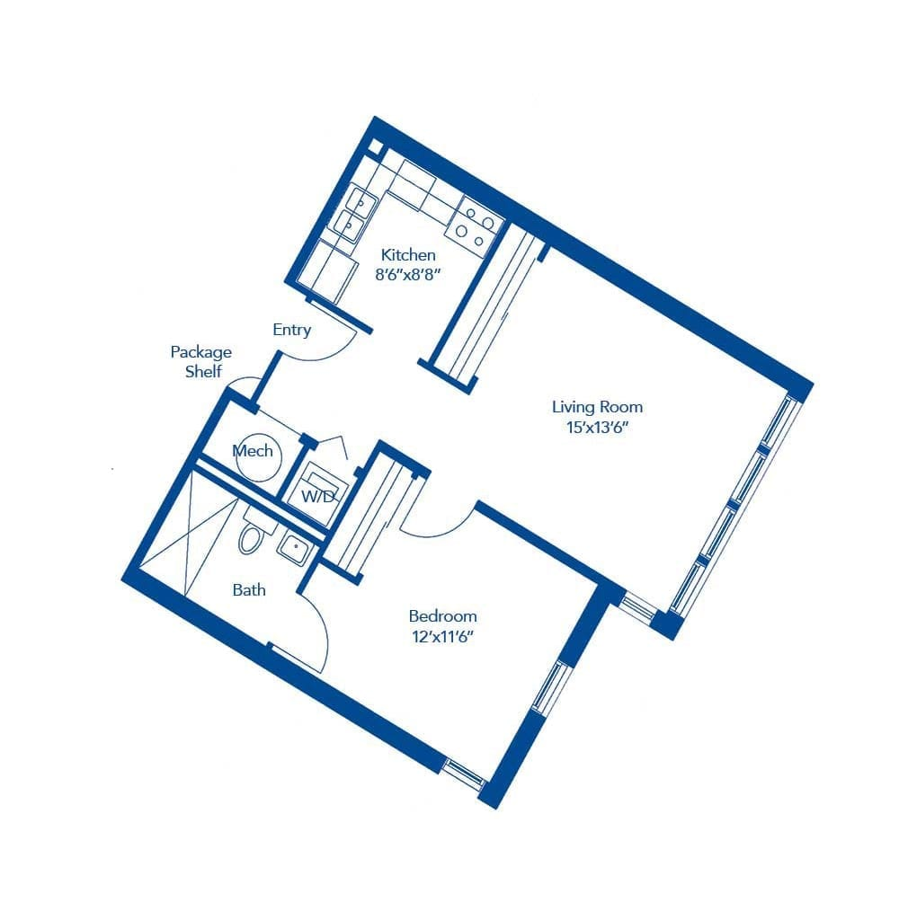 The Decatur Floorplan