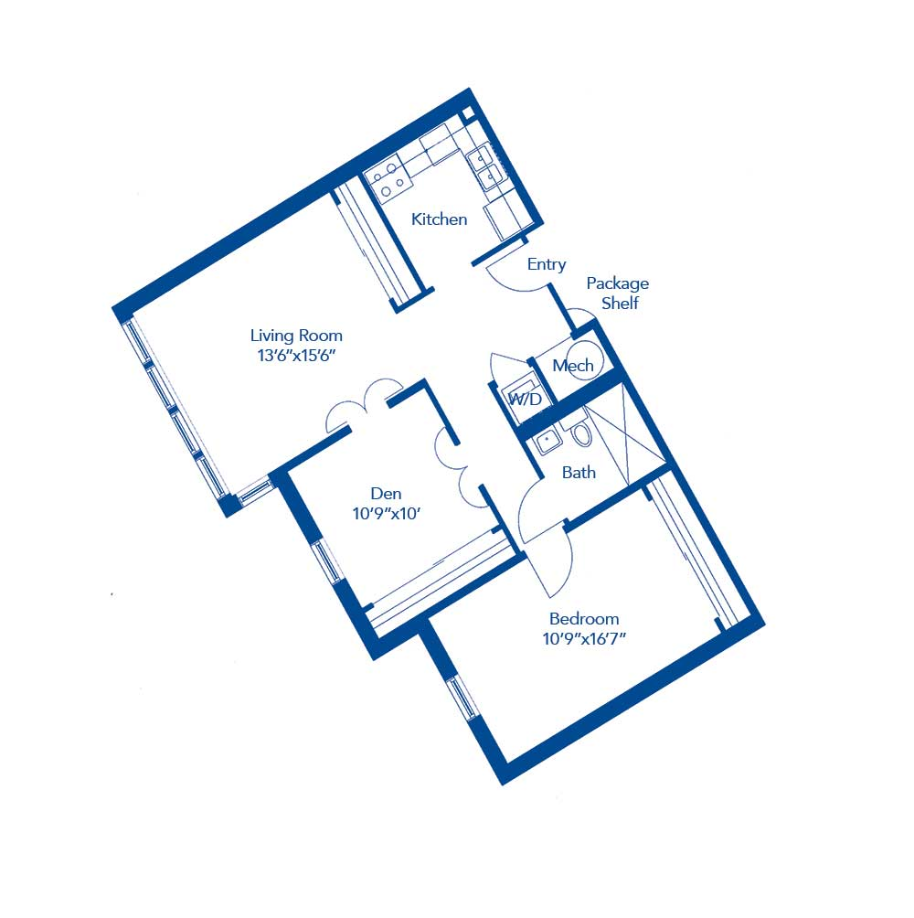 The Vinings Floor Plans