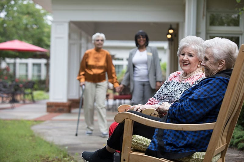 personal care at Wesley Woods of Newnan