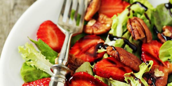 strawberry vinegrette dressing
