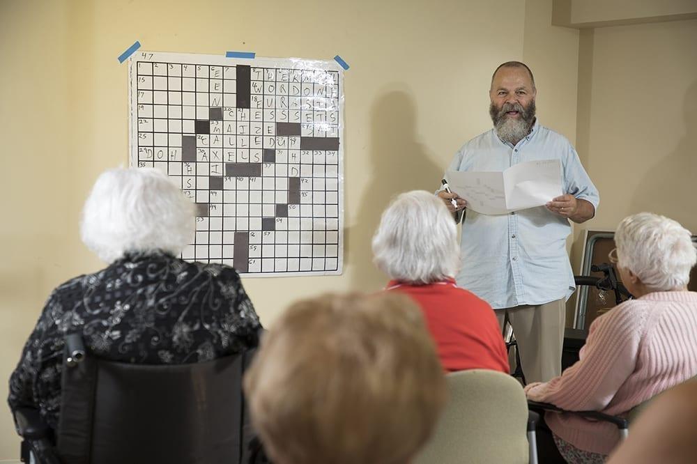 Group Crossword Puzzle