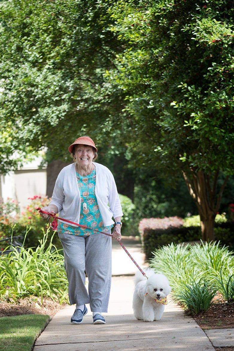 about lanier gardens