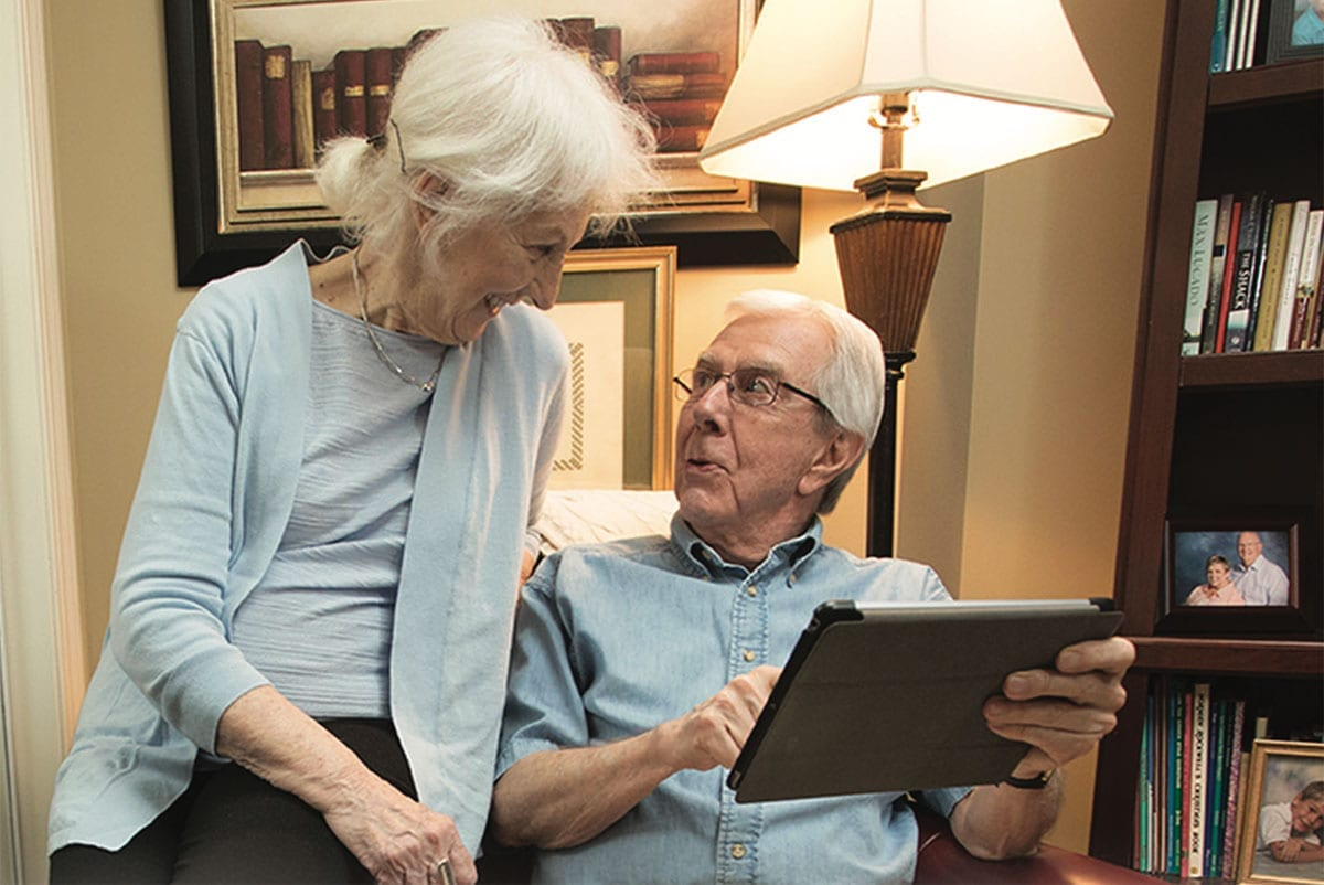 ipad class for seniors