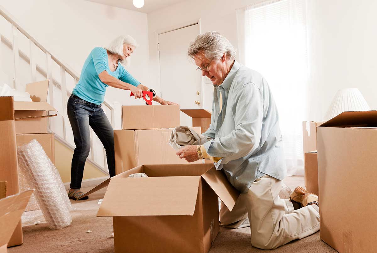 The Upside Of Downsizing
